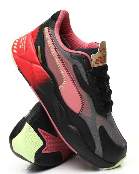 Puma - Puma x Sonic RS-X3 Sonic Color 2 PS Sneakers (11-3)