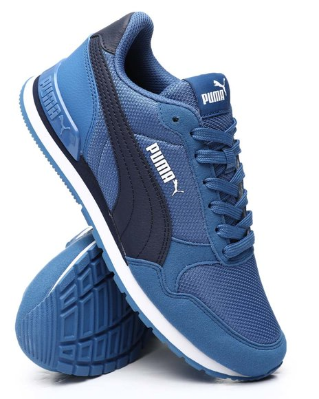 Puma - ST Runner V2 Mesh Jr Sneakers (4-7)