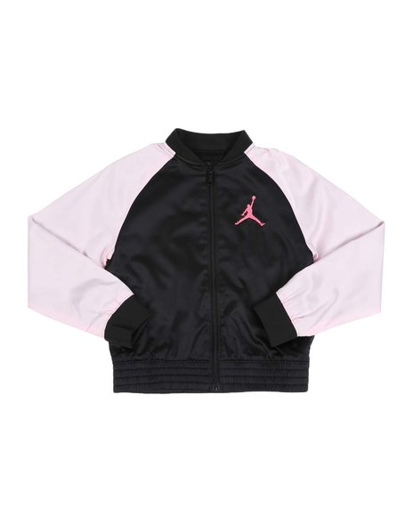 Air Jordan - JDG Jumpman Shine Bomber Jacket (7-16)