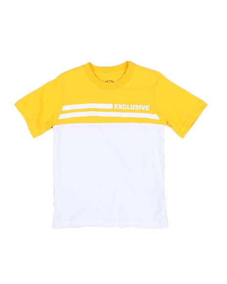 Arcade Styles - Exclusive Two Tone Tee (4-7)