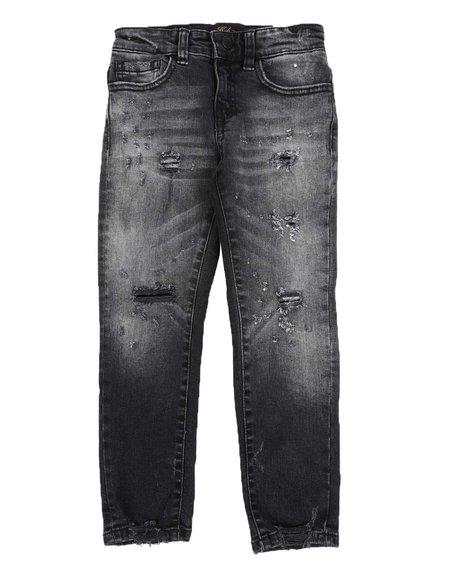 Jordan Craig - Distressed Rip & Repair Jeans (5-10)