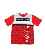 Parish - Color Block Cut & Sew Tee (8-18)-2532410