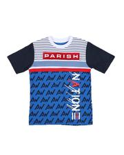 Parish - Color Block Cut & Sew Tee (8-18)-2532415