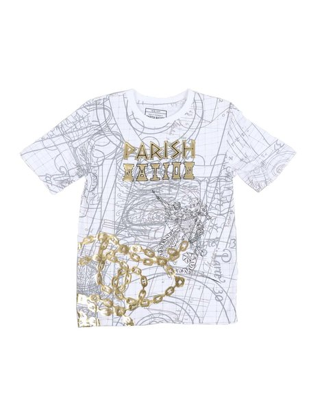 Parish - Graphic Jersey Tee (8-20)