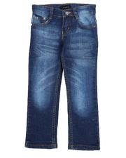 Arcade Styles - Sandblasted & Washed Stretch Jeans (4-7)-2532509