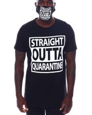 cartoons-pop-culture - Straight Out of Quarantine Tee w Mask-2532750