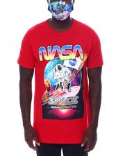 Akademiks - Saturn in Space Nasa Tee and Mask-2532812