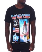 cartoons-pop-culture - Rocket w Patch Collage tee-2532828