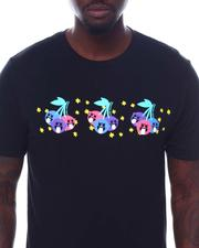 Pink Dolphin - TRIPLE CHERRY TEE-2533227
