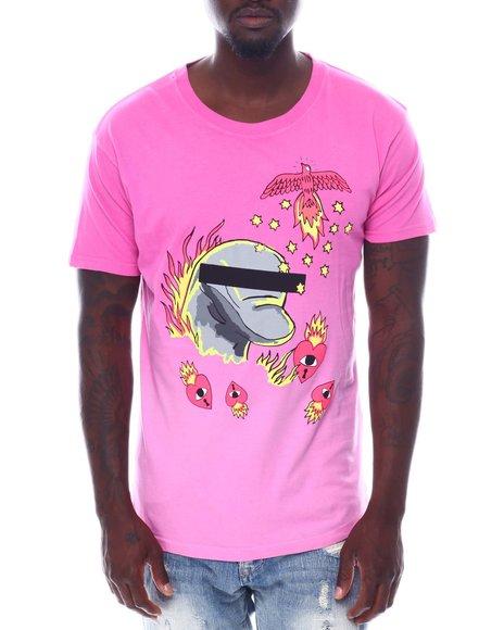 Pink Dolphin - PHOENIX ELEMENTAL TEE