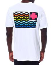 Pink Dolphin - MULTI SUMMER FLAG TEE-2533283