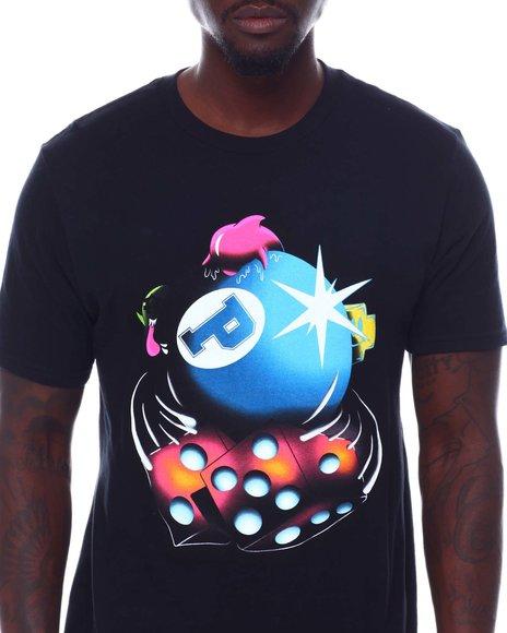 Pink Dolphin - 8 BALL GAMBLE TEE