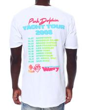 Pink Dolphin - YACHT TOUR TEE-2533311