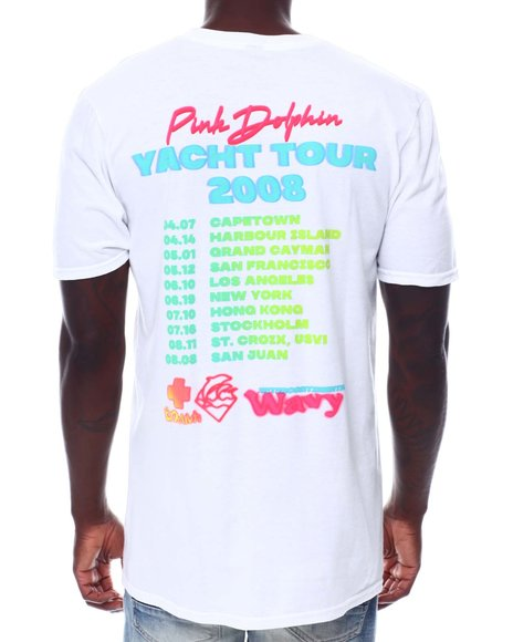 Pink Dolphin - YACHT TOUR TEE