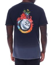 Pink Dolphin - 8-BALL CHROME Tee-2533326