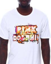T-Shirts - THUNDER SCRIPT TEE-2533342
