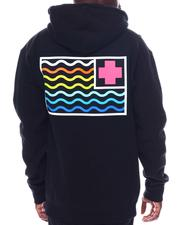 Pink Dolphin - MULTI SUMMER FLAG HOODIE-2533398