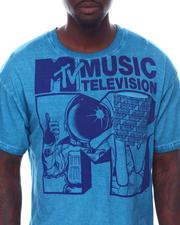 cartoons-pop-culture - MTV Pigment Wash Pocket Tee-2533556