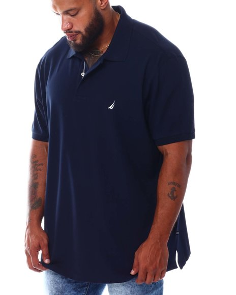 Nautica - Solid Anchor Classic Fit Deck Polo (B&T)