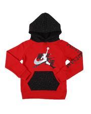 Air Jordan - JDB Jumpman Classics II Pullover Hoodie (4-7)-2535185