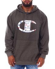 Champion - Script C Pullover Hoodie (B&T)-2532894