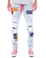 Kloud 9 - Bandana Patch Jean-2533090