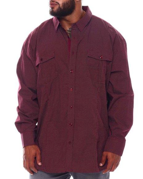 Buyers Picks - Polka Dot Long Sleeve Shirt (B&T)
