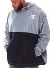 Champion - Color Block Anorak Jacket (B&T)-2533027