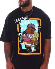 Makobi - Legends Never Die Bear T-Shirt (B&T)-2533053