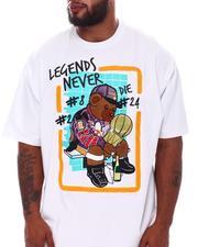 Makobi - Legends Never Die Bear T-Shirt (B&T)-2533085