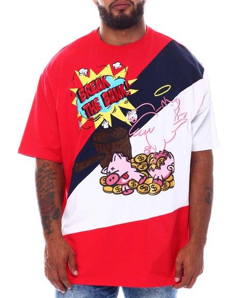 Makobi - Break The Bank T-Shirt (B&T)