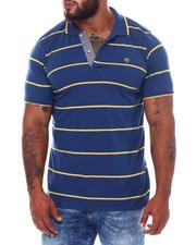One in A Million - Stripe Polo Shirt (B&T)-2534626