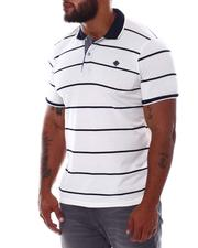 One in A Million - Stripe Polo Shirt (B&T)-2534653