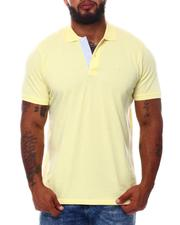 Men - Solid Color Polo Shirt (B&T)-2534681