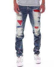 Kloud 9 - Americana Splatter Jean-2532961
