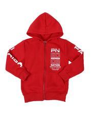 Parish - Fleece Full Zip Hoodie (4-7)-2532459