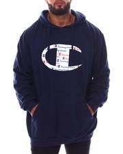 Champion - Script C Pullover Hoodie (B&T)-2532918