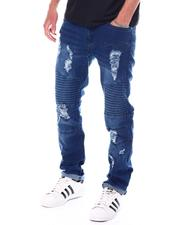 Jeans & Pants - Distressed Skinny Moto Jean-2533272