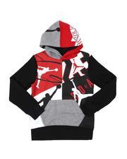 Hoodies - JDB Jordan Crossover Pullover Hoodie (8-20)-2535175