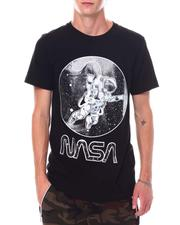 cartoons-pop-culture - Astronaut on a Rope Nasa Tee-2532672