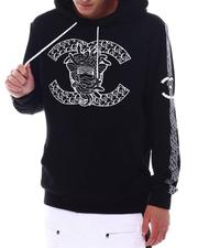 Crooks & Castles - Lux Applique & Embro Hoodie-2533139