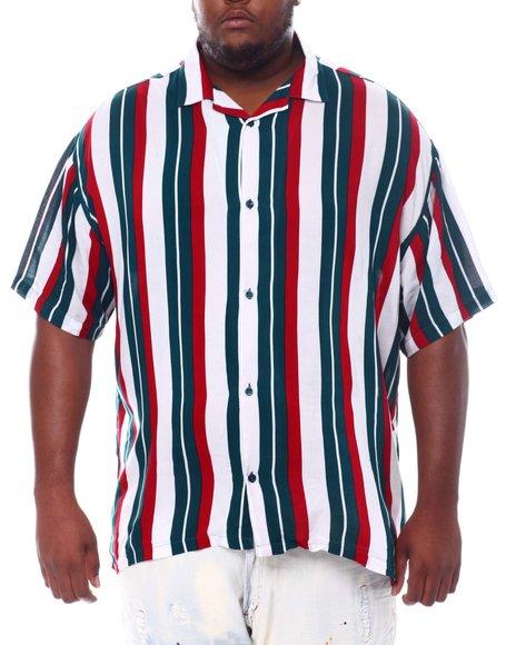 Buyers Picks - Stripe Printed Shirt (B&T)