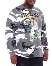Buyers Picks - Stay Hungry Camo Long Sleeve T-Shirt (B&T)-2534420
