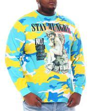 Buyers Picks - Stay Hungry Camo Long Sleeve T-Shirt (B&T)-2534462
