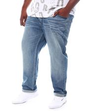 Big & Tall - Relaxed Tidewater Washed Jeans (B&T)-2534687