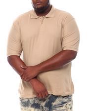 Big & Tall - Basic Polo Pique Shirt (B&T)-2534793