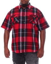 Buyers Picks - Plaid Woven Shirt (B&T)-2534843