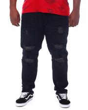 Big & Tall - Shredded Jeans (B&T)-2534424