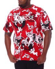 Short-Sleeve - Finesse Filigree Angels T-Shirt (B&T)-2534437