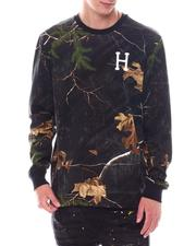 HUF - REALTREE CLASSIC H LS TEE-2533775